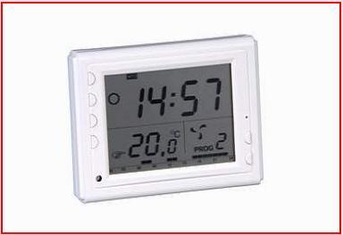 Regulatory temperatury pokojowej, termostaty programatory