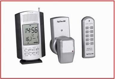 Regulatory temperatury pokojowej bezprzewodowy DigiTime 800