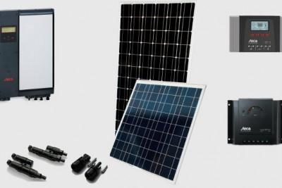 Fotowoltaika baterie słoneczne